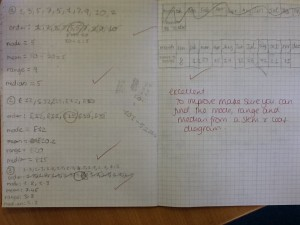 Maths blog 1