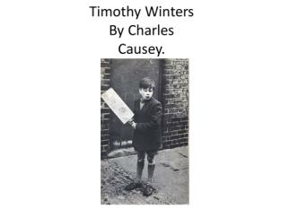 tim winters